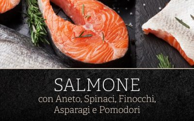 SUPERFOOD 65, linea salmone